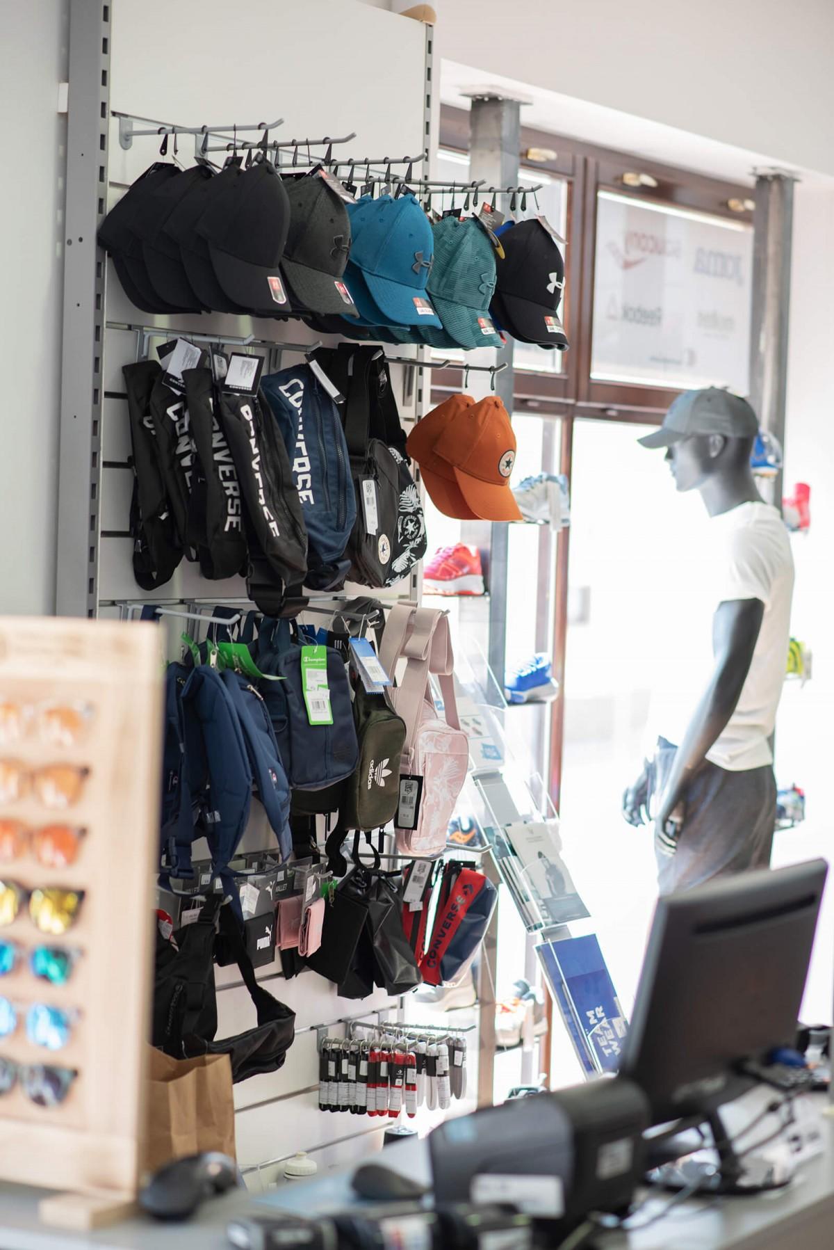 Maloprodaja sportske opreme u Bjelovaru